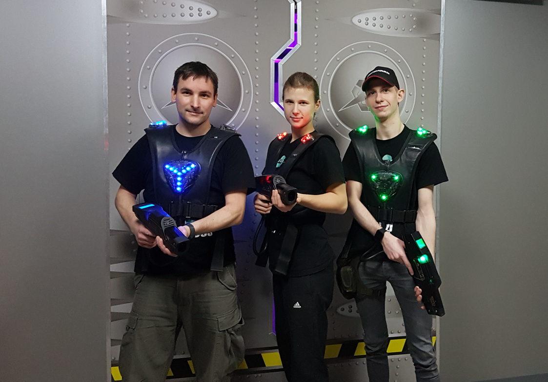 Delta Strike Lasertag Braunschweig