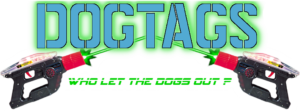 Dogtags Lasertag Team Lasertagfans