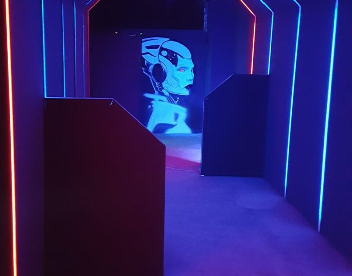 Lasertag Center Viersen Lasermaxx