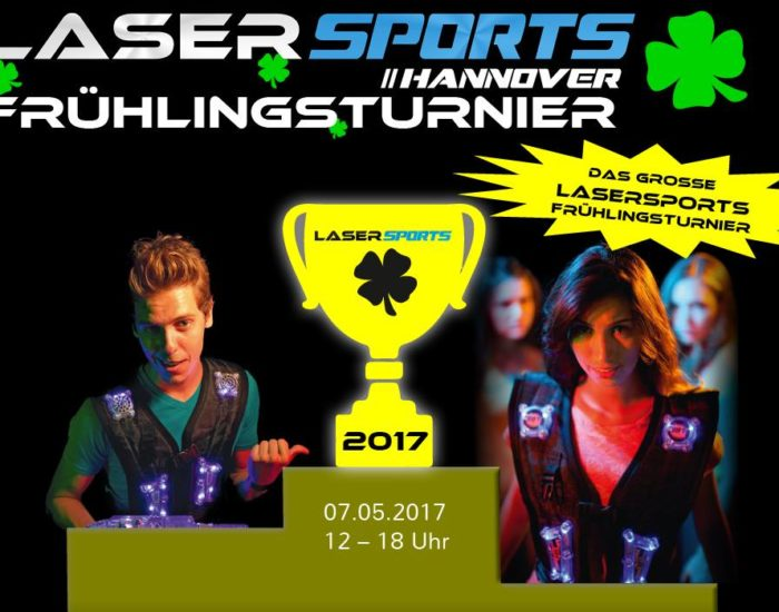 Lasertag Hannover Turnier