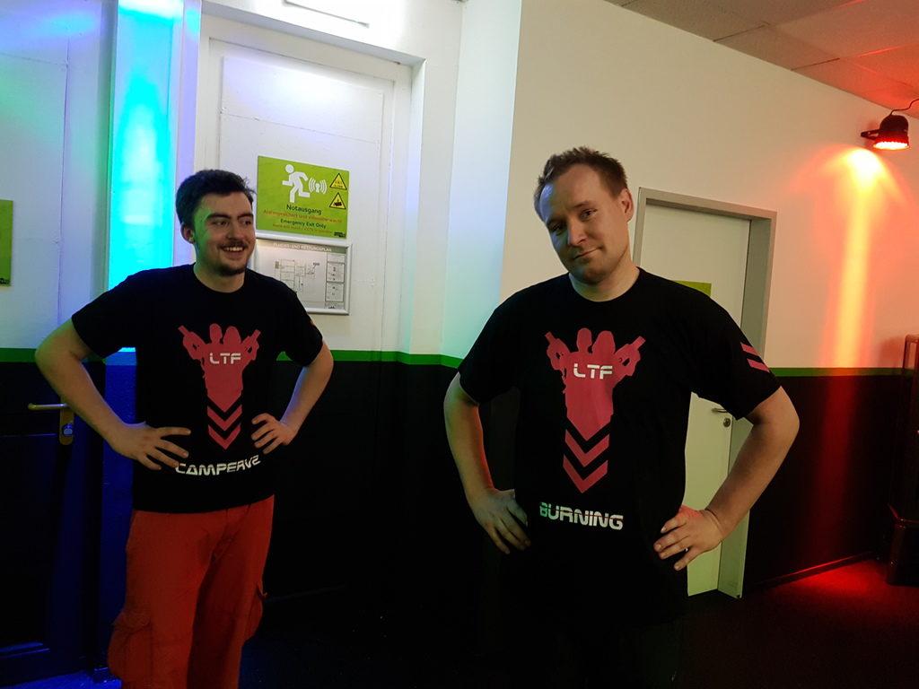 Lasertagfans Lasertag Duisburg Hashtag