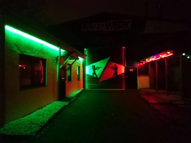 Lasertagfans Laserwerk Kaltenkirchen Lasertag Hamburg