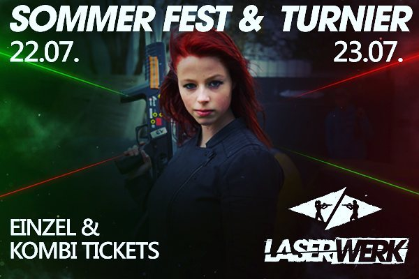 Lasertagfans Lasertag Laserwerk