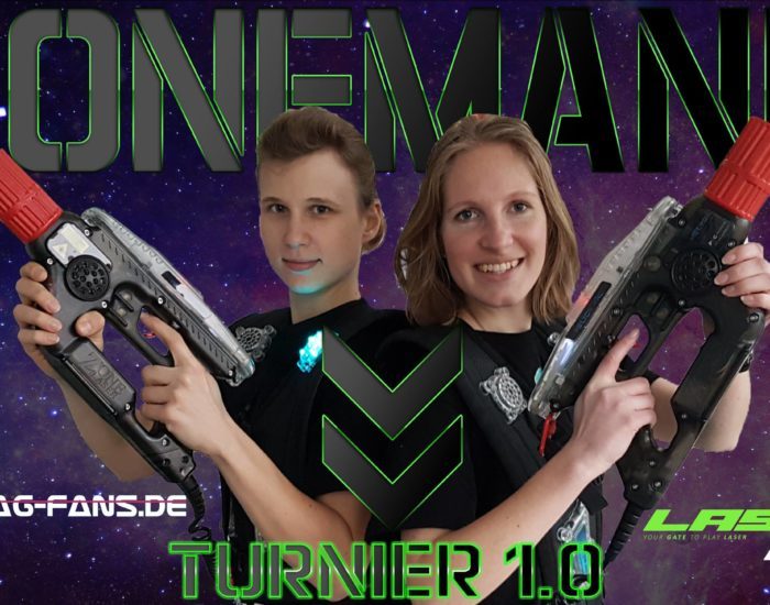 Zonemania Lasertagfans Turnier Lasergate