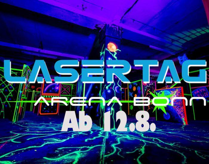 Lasertag Arena Bonn Lasertagfans