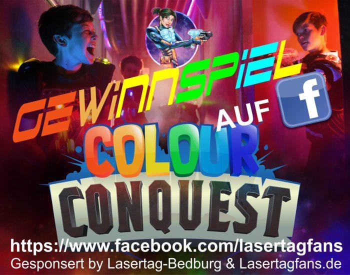 Lasertagfans Gewinnspiel Lasertag Bedburg