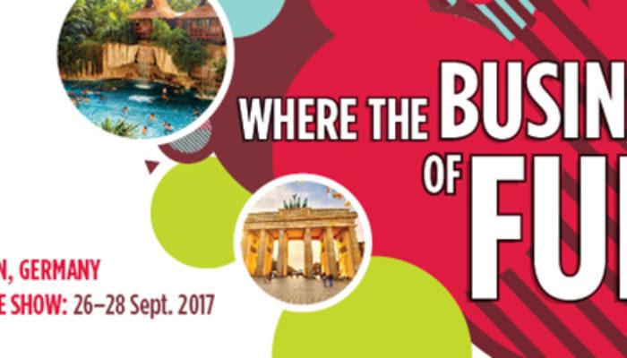 Euro Attractions Show 2017 in Berlin