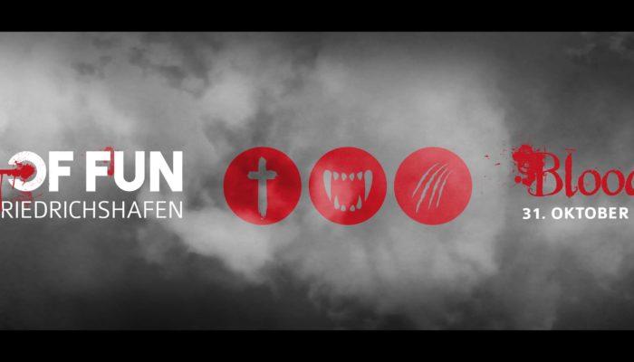 Call of Fun Bloodlines – Halloween bei Lasertag-Friedrichshafen