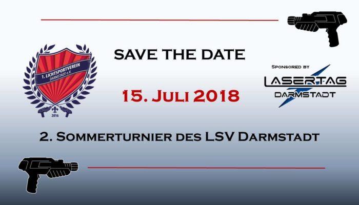 2. Lasertag Sommerturnier beim 1.LSV Darmstadt angekündigt