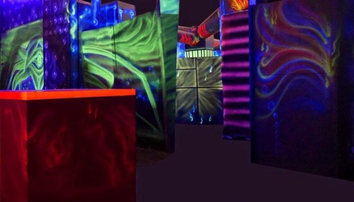 Laserforce Lasertag Ausrüstung zu verkaufen